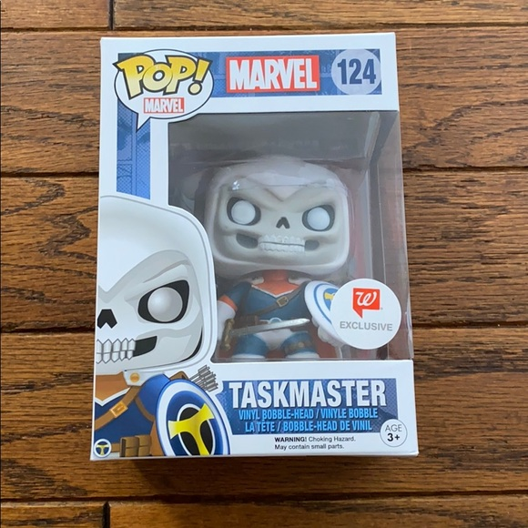 Funko POP! Marvel Taskmaster 124